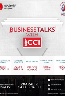 BusinessTalks with CCI