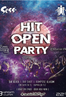 Hit Open Party