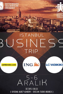 İstanbul Business Trip