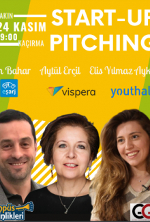Start-Up Pitching