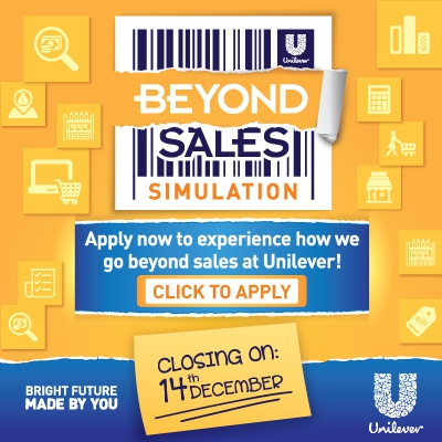 Beyond Sales Unilever